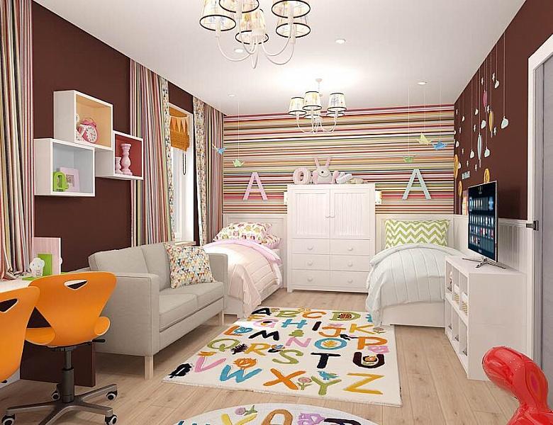Гостиная в  цветах:   Бежевый, Белый, Светло-серый, Серый, Темно-коричневый.  Гостиная в  стиле:   Минимализм.