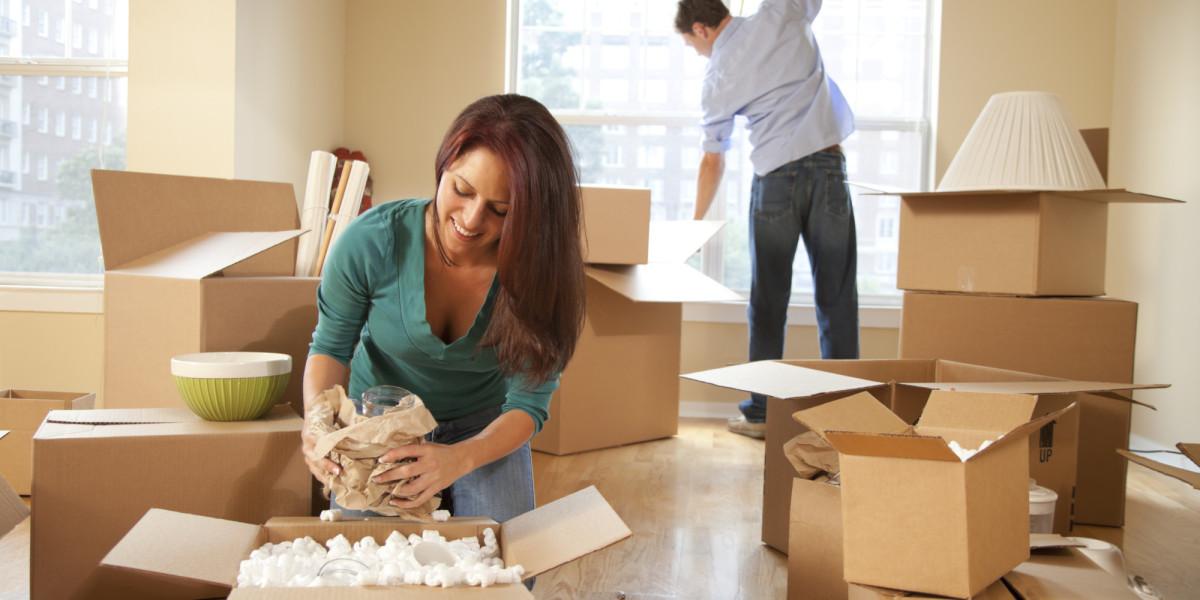 Как правильно упаковывать вещи при переезде