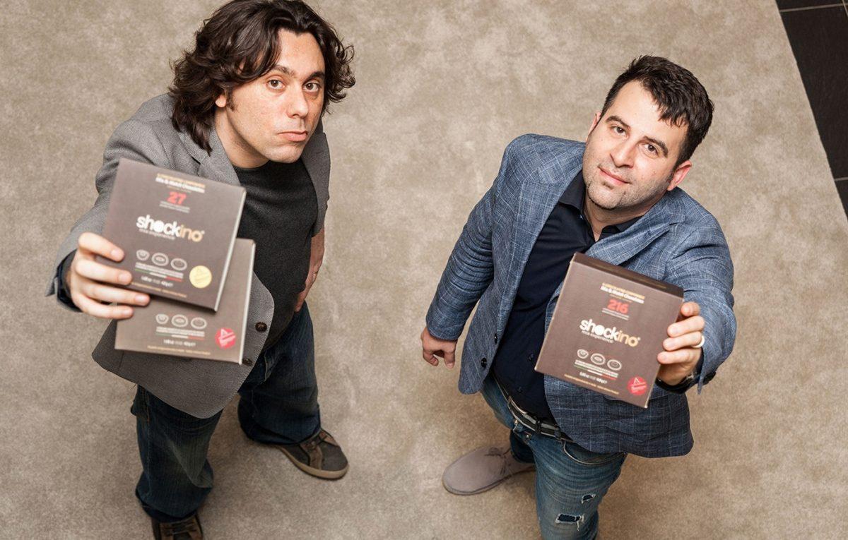Мастера шоколадного искусства Shockino получают архитектурную премию «Золотой циркуль»