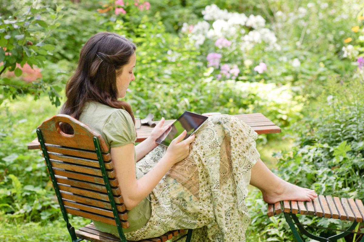 Как красиво оформить место для отдыха в саду: 20 идей