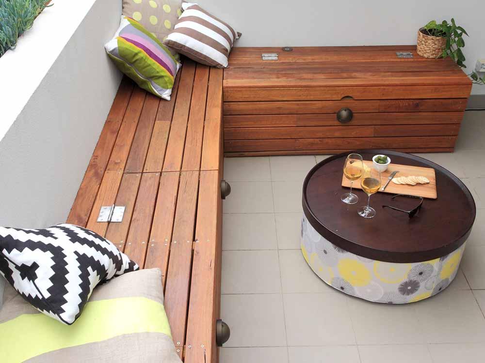 5 отличных идей, которые помогут сделать балкон удобным