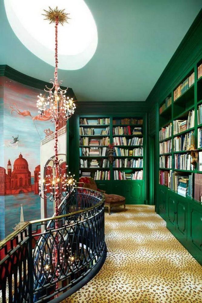 Библиотека в  цветах:   Бежевый, Белый, Голубой, Светло-серый, Черный.  Библиотека в  стиле:   Неоклассика.