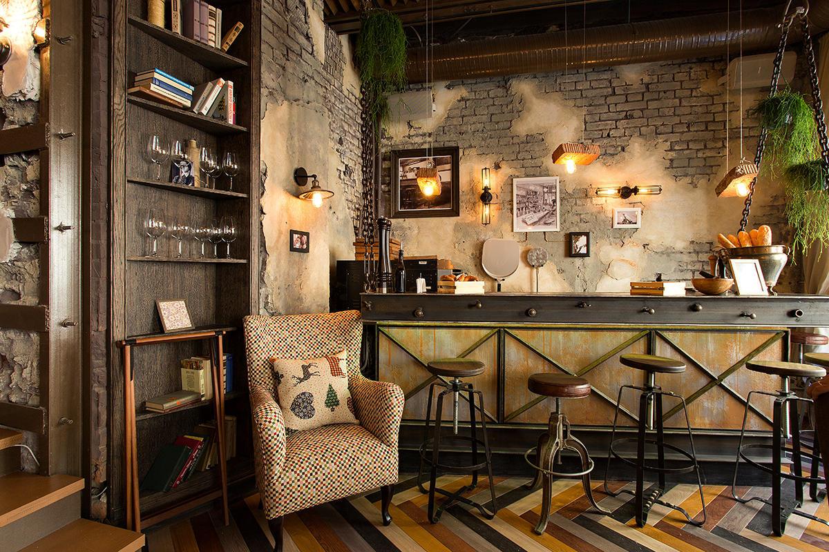 От ресторана к архитектурному бюро — интервью с создателями I Like Design