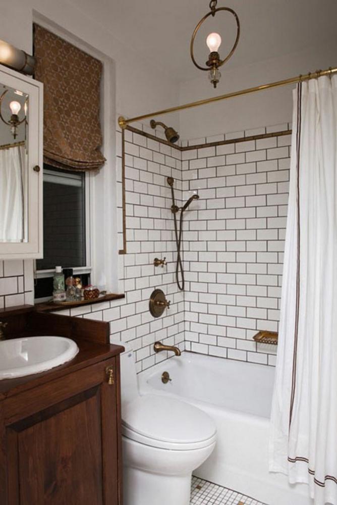 Ванная в  цветах:   Бежевый, Светло-серый, Серый, Темно-коричневый.  Ванная в  стиле:   Скандинавский.