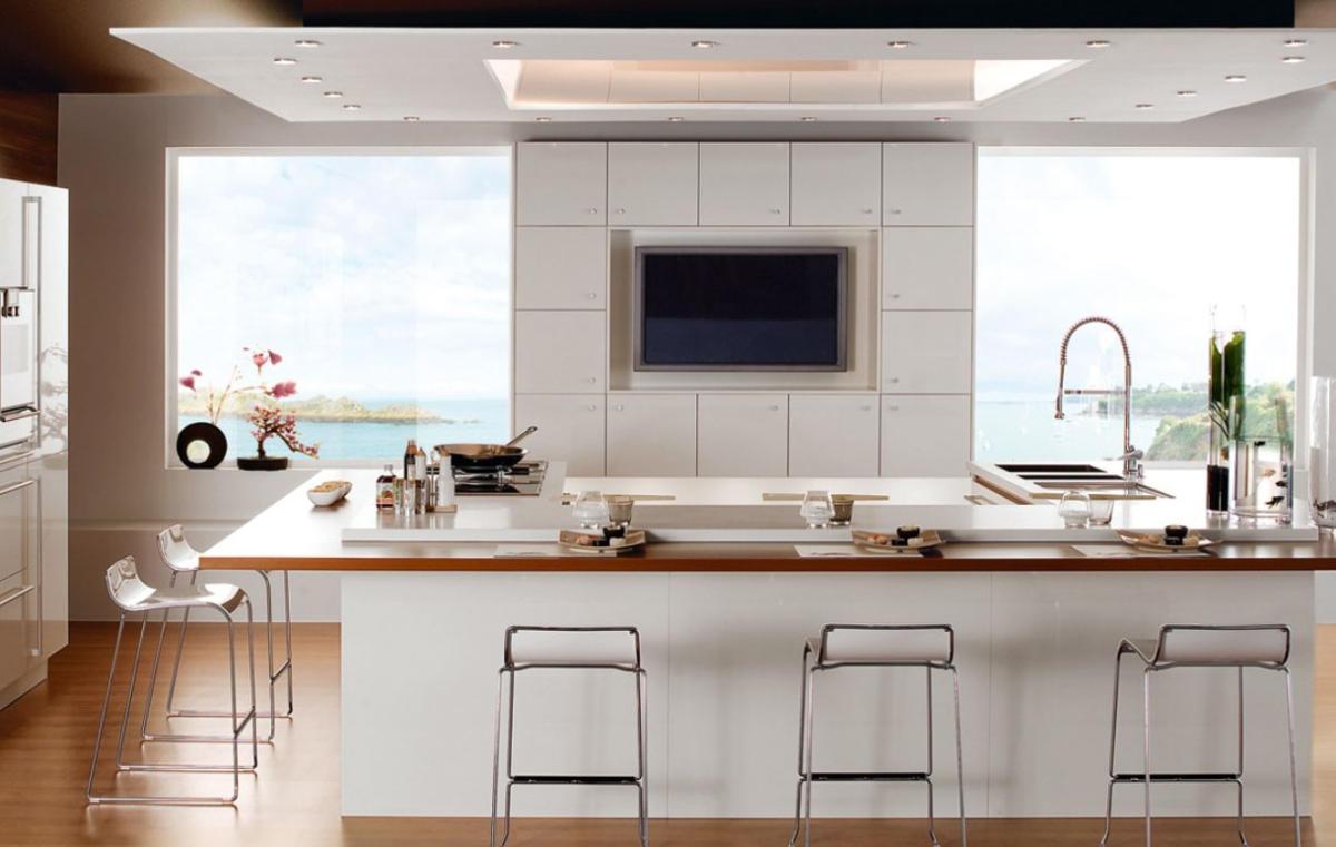 10 самых важных пунктов планировки кухни