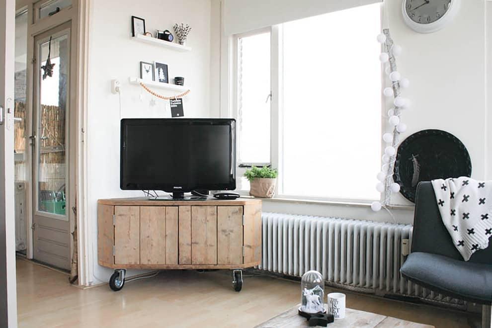 Как оформить углы в квартире: 9 очень полезных советов