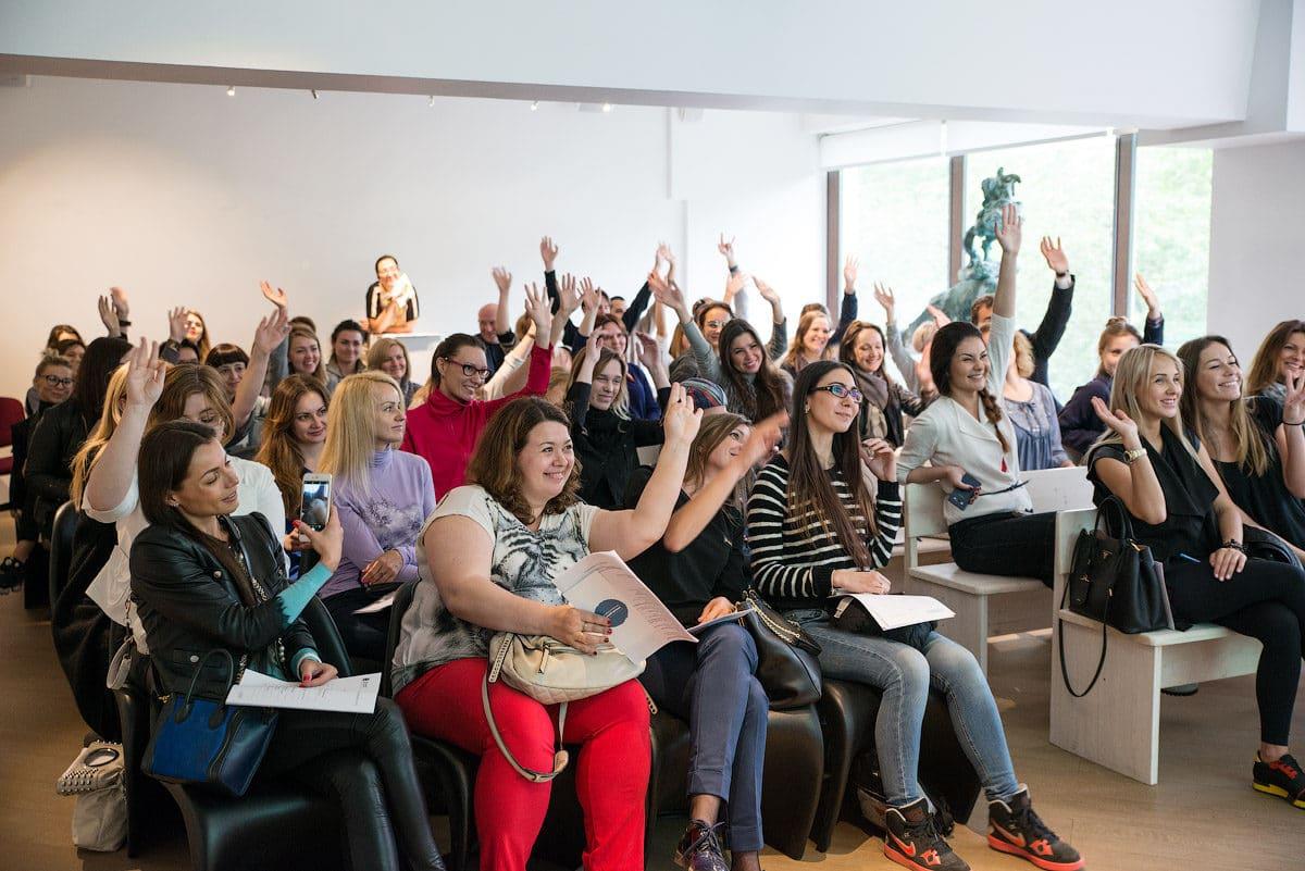 27 августа в Международной школе дизайна пройдёт день открытых дверей