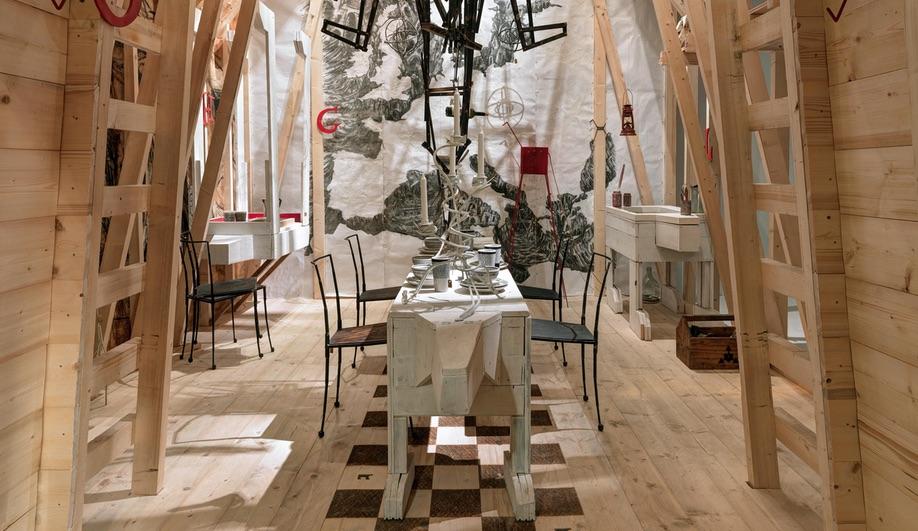 Интервью с архитектором: Дуилио Форте ответил на вопросы Roomble