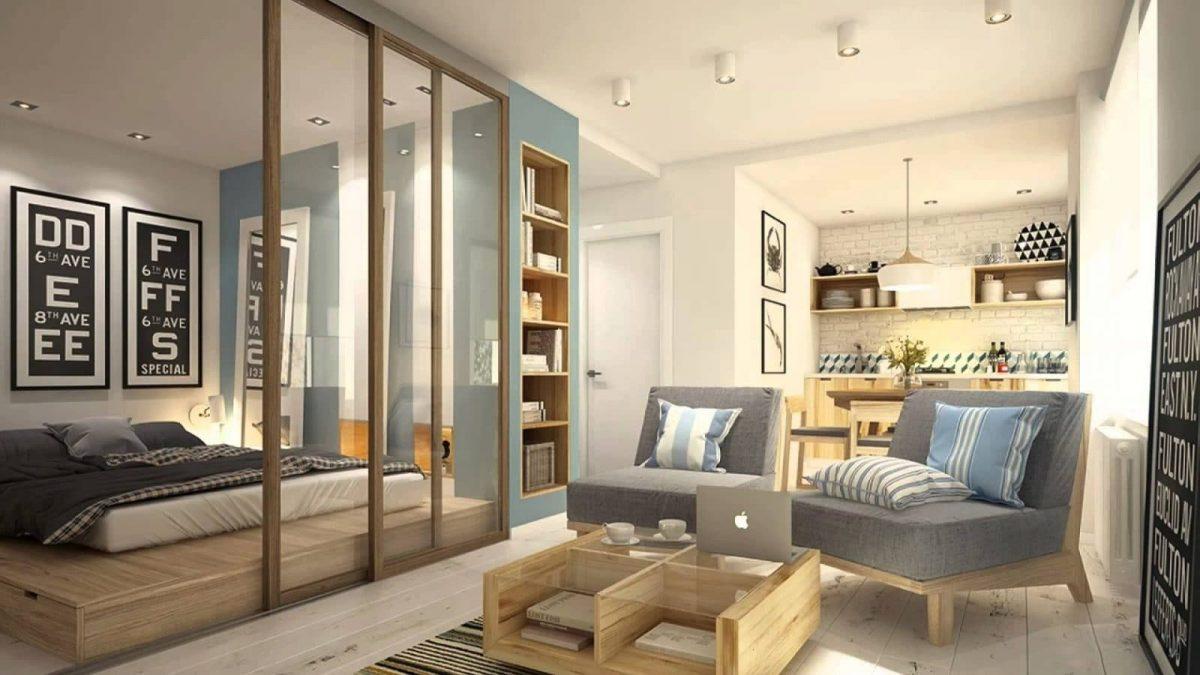 Дизайн маленькой квартиры: приёмы, идеи и вдохновение для интерьера