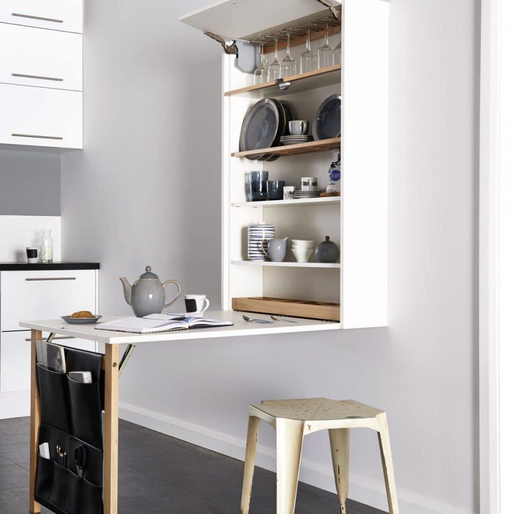 20 гениальных идей для маленькой квартиры