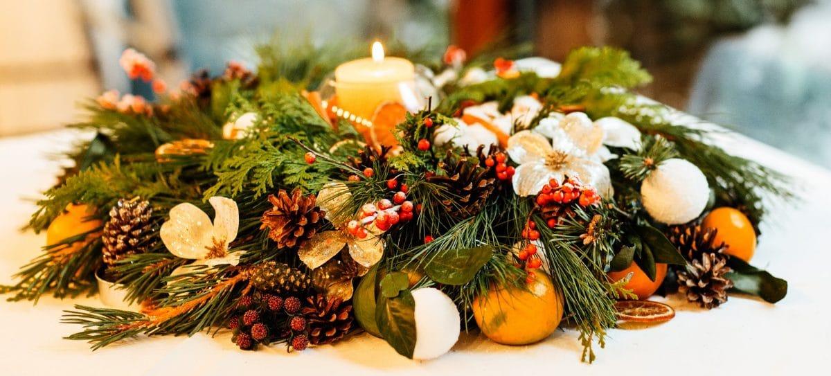 4 декабря состоится мастер-класс по новогоднему декору