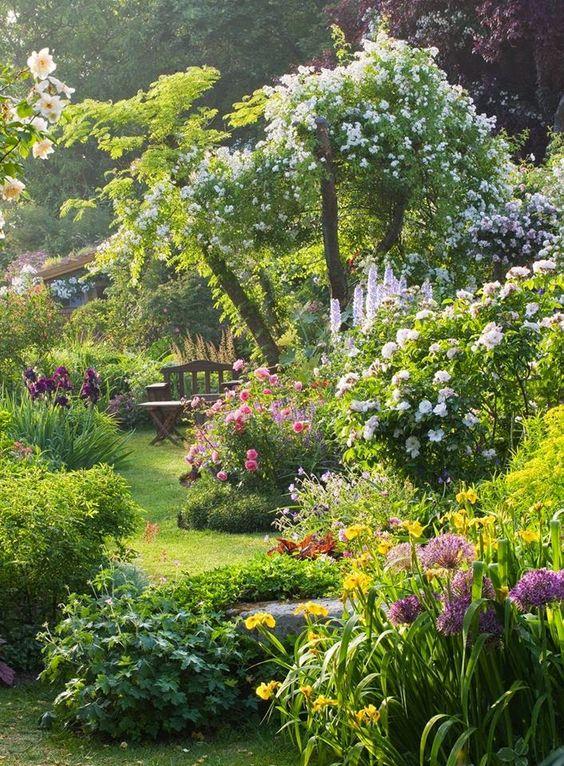 Сад и участок в  цветах:   Бирюзовый, Зеленый, Салатовый, Темно-зеленый.  Сад и участок в  .