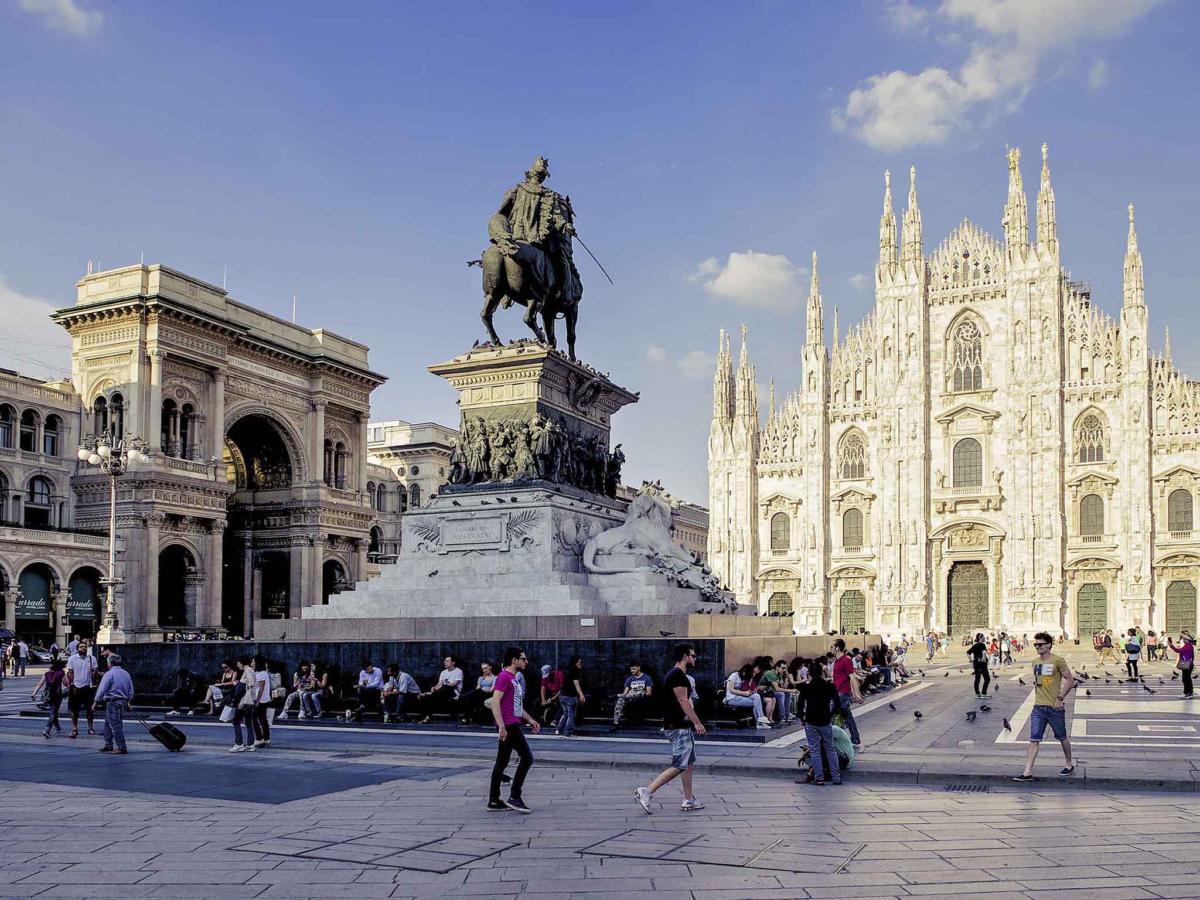 Поездка в Милан: 5 крутых ресторанов, которые надо посетить