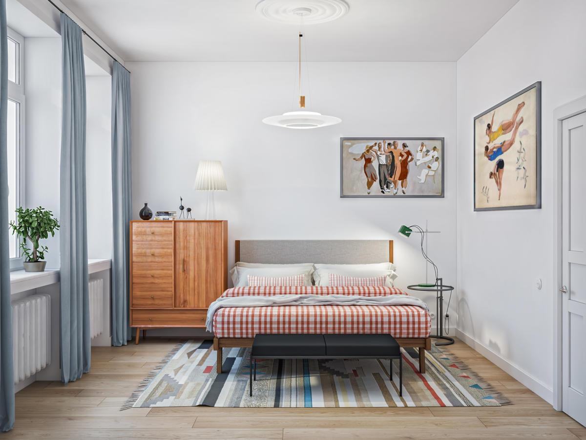 Bedroom Ideas Retro