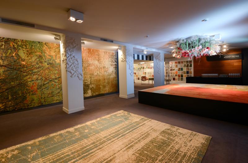 В Москве появились ковры с самым сложным дизайном в мире