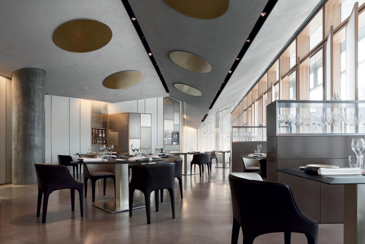 Ещё пять красивых ресторанов Милана