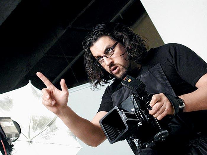 26 апреля в СШД состоится встреча с одним из лучших фотографом России