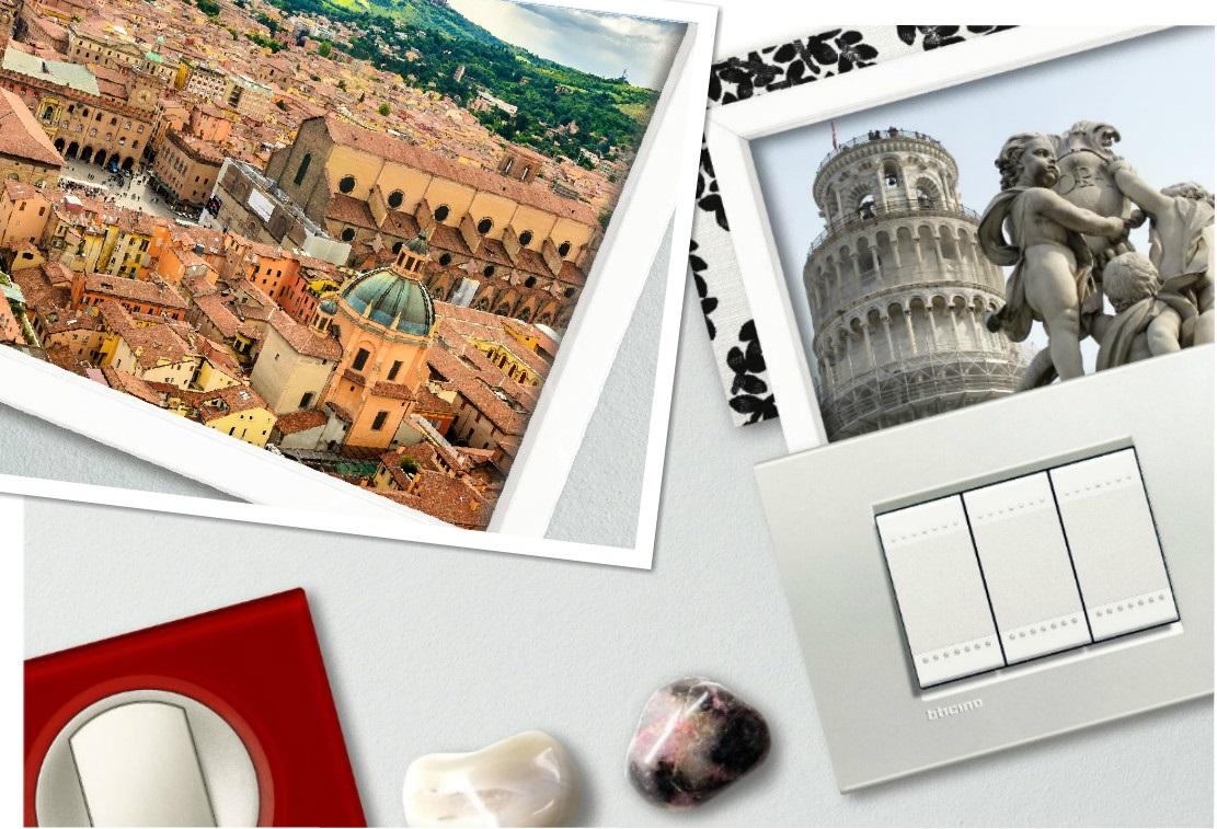 Выиграй поездку в Италию — конкурс от Legrand и BTicino