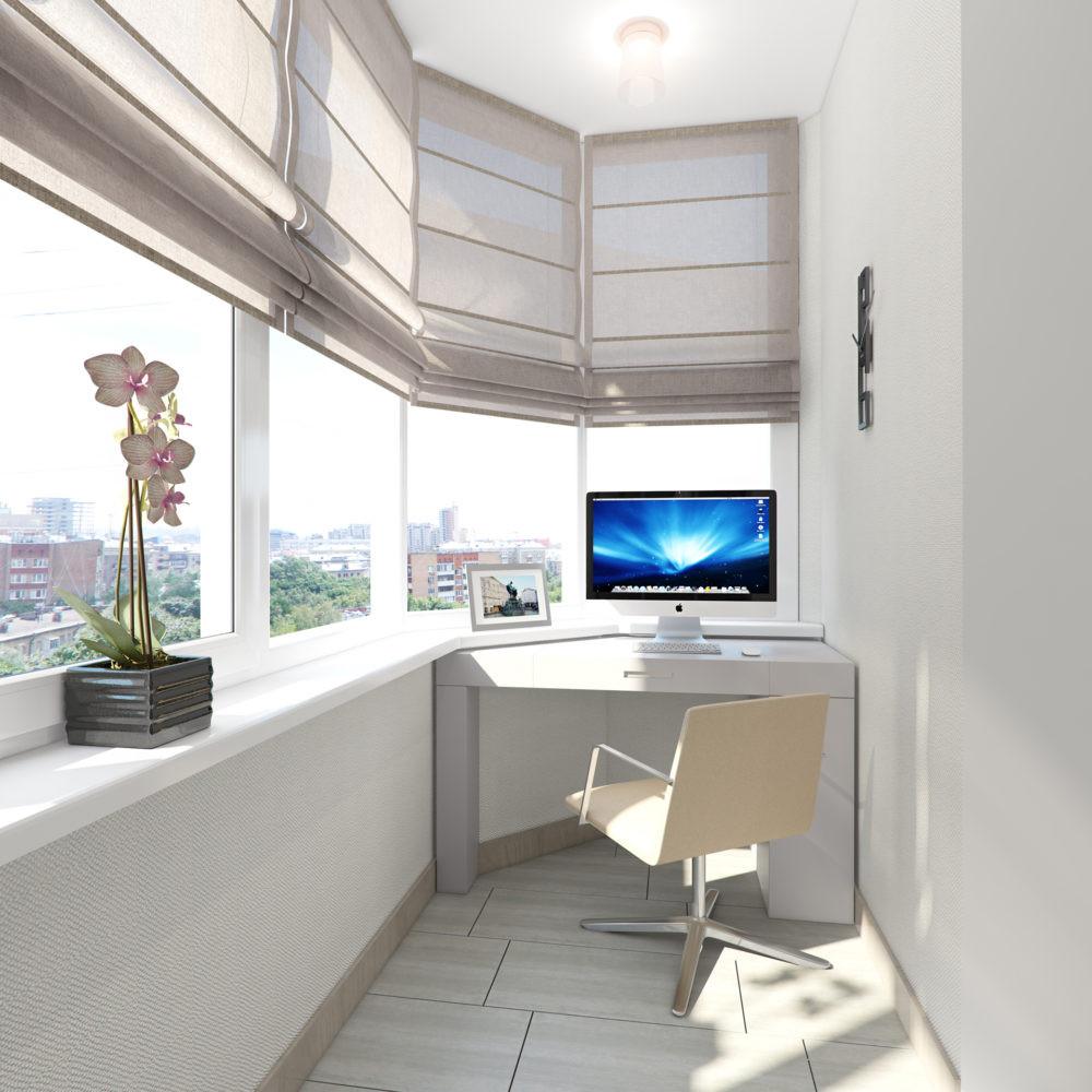 Интерьеры однокомнатных квартир в москве и не только - roomb.