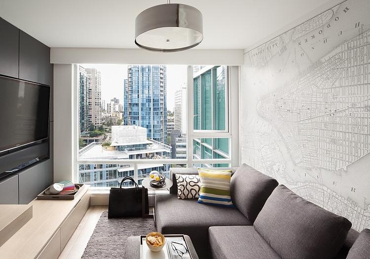 9 белых квартир в современном стиле
