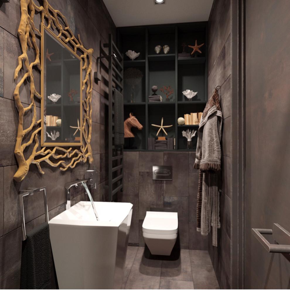 11 интерьеров ванных из инстаграмов дизайнеров