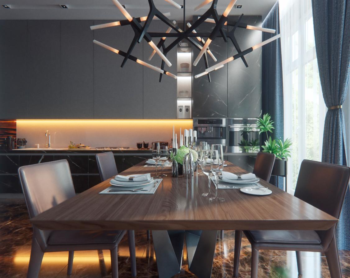8 идей для кухонь из инстаграмов дизайнеров и архитекторов