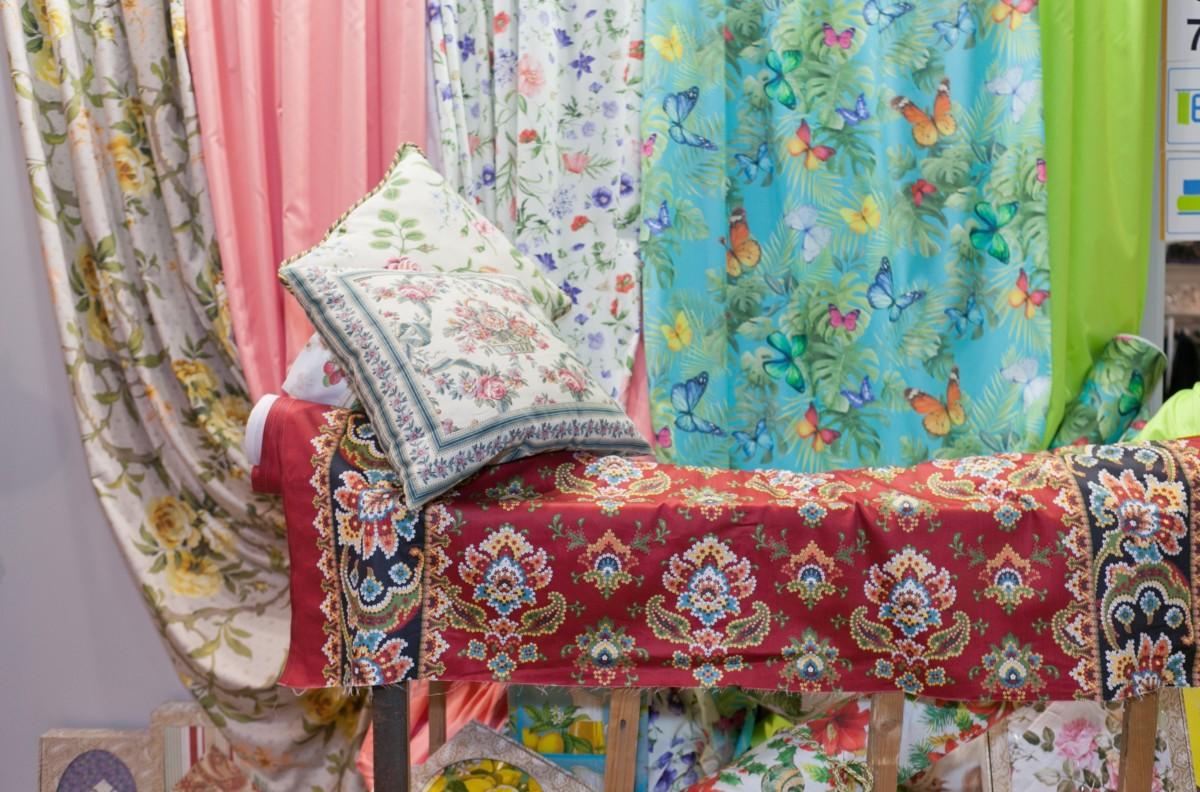 Самые модные ткани с выставки Heimtextil Russia: выбор дизайнера