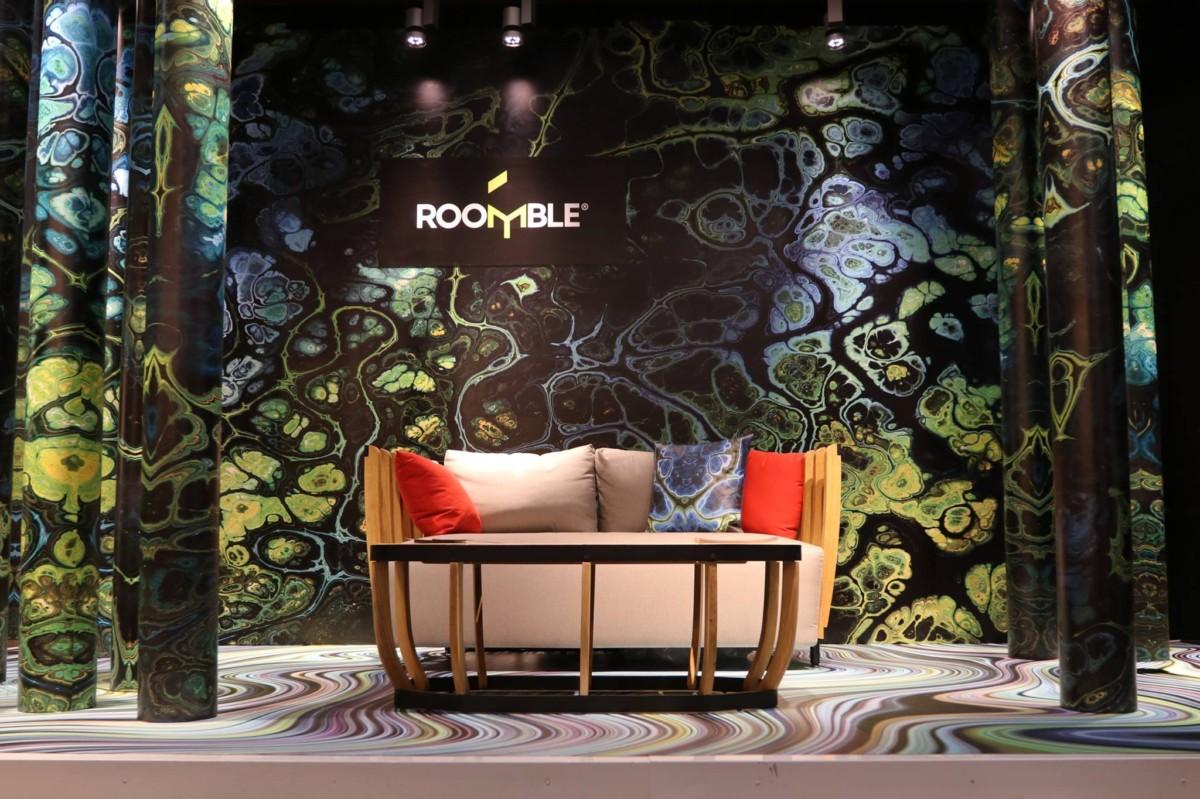 Как создавался стенд Roomble на I Saloni WorldWide Moscow 2017