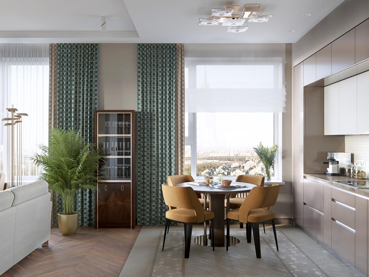 Мебель — комфортная, современного дизайна, созвучная быту и ритму жизни наших дней.