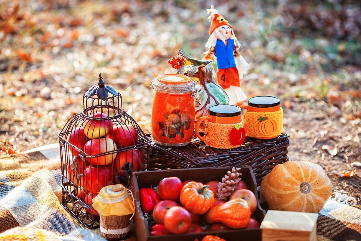 Пока осень не закончилась: идеи по осеннему декору