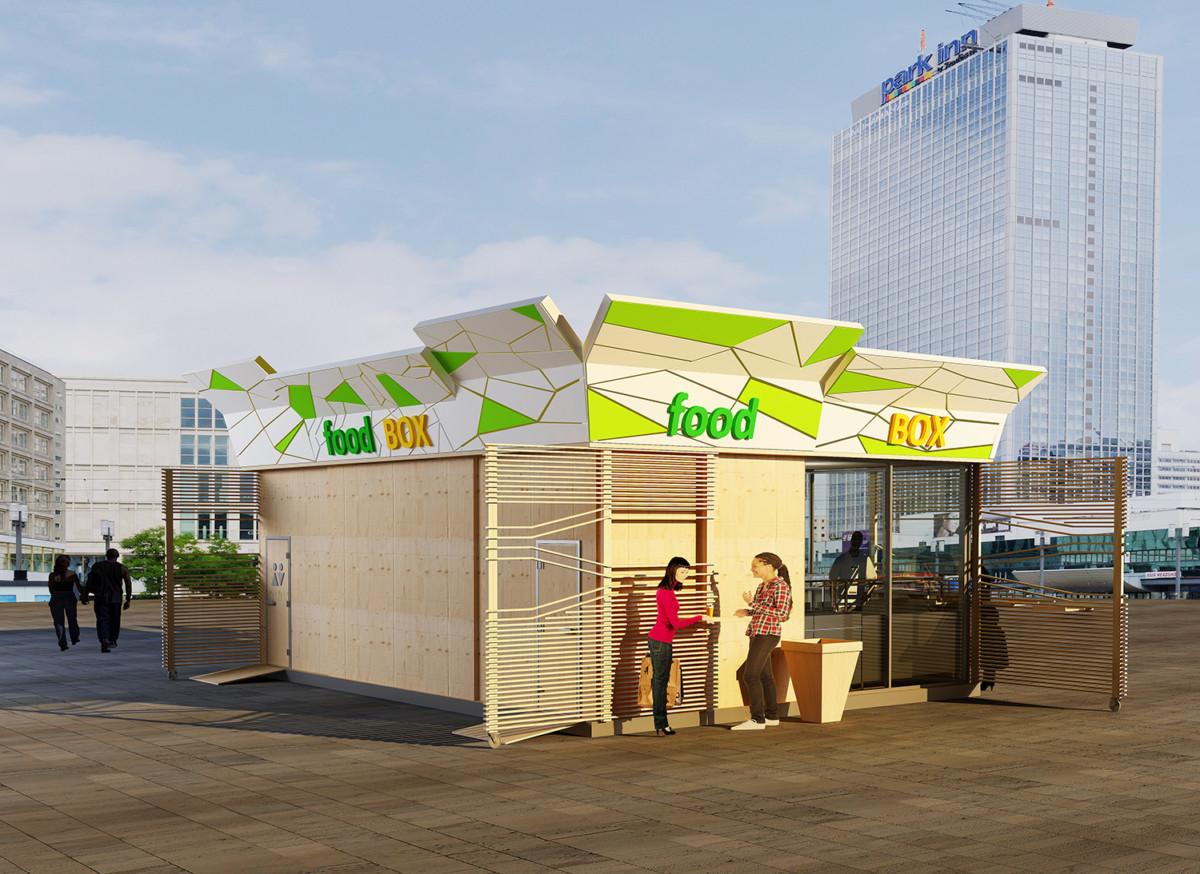 Food Box — экологически чистый натуральный общепит