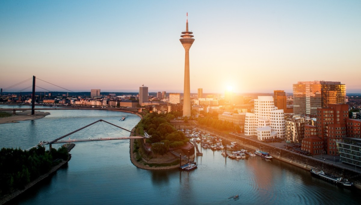 Архитектурные поездки Roomble: Дюссельдорф (Германия)