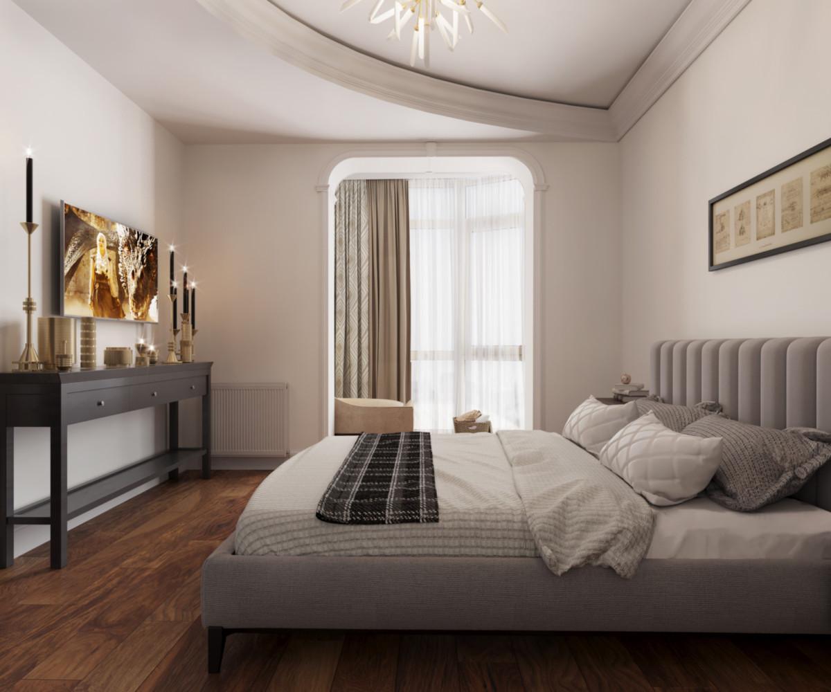 В целом его не придерживаясь, мы подбирали мебель, ткани и цвета для создания дома, который соответствует темпераменту и представлениям о прекрасном, в тесном творческом тандеме с будущими жильцами.