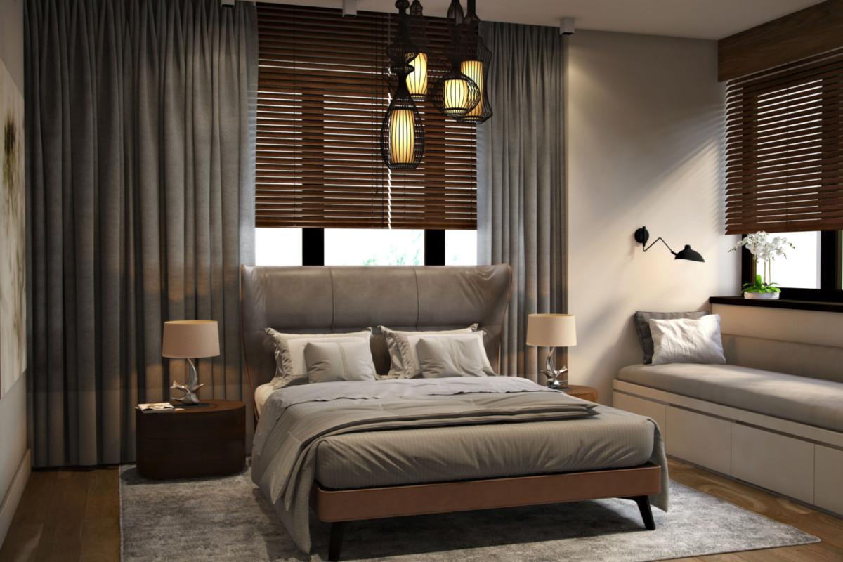 Кровать Mamy Blue Bed Poltrona Frau. Высокое  изголовье необычной формы создает  максимальный комфорт при чтении книги или просмотре телевизора. Основание изготавливается из твердой древесины тополя и сосны.