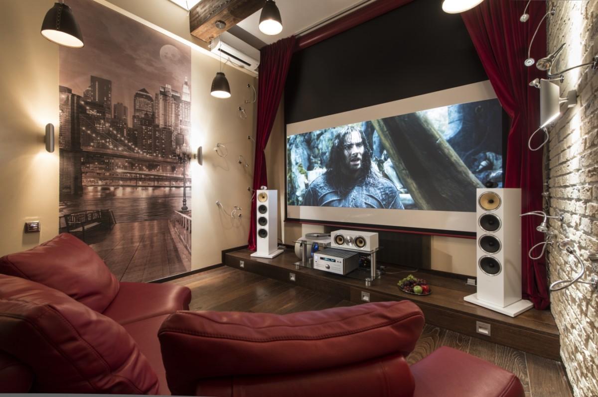 Кинотеатр у себя дома: как не испортить хорошую идею плохой реализацией