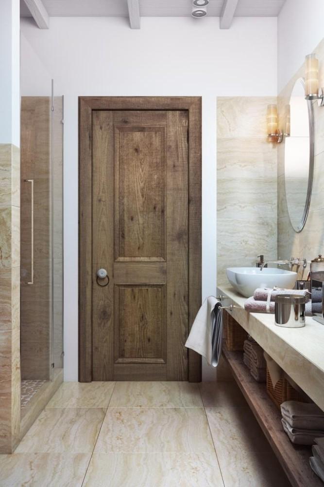 Небольшие помещения должны быть открытыми, без мебели и громоздких шкафов. Создается эффект легкости. Особенно приветствуются отражающие дневной свет поверхности