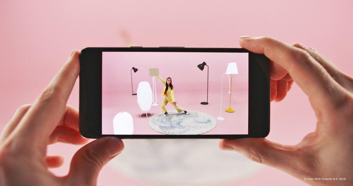 ИКЕА выпустила Android-приложение для подбора мебели