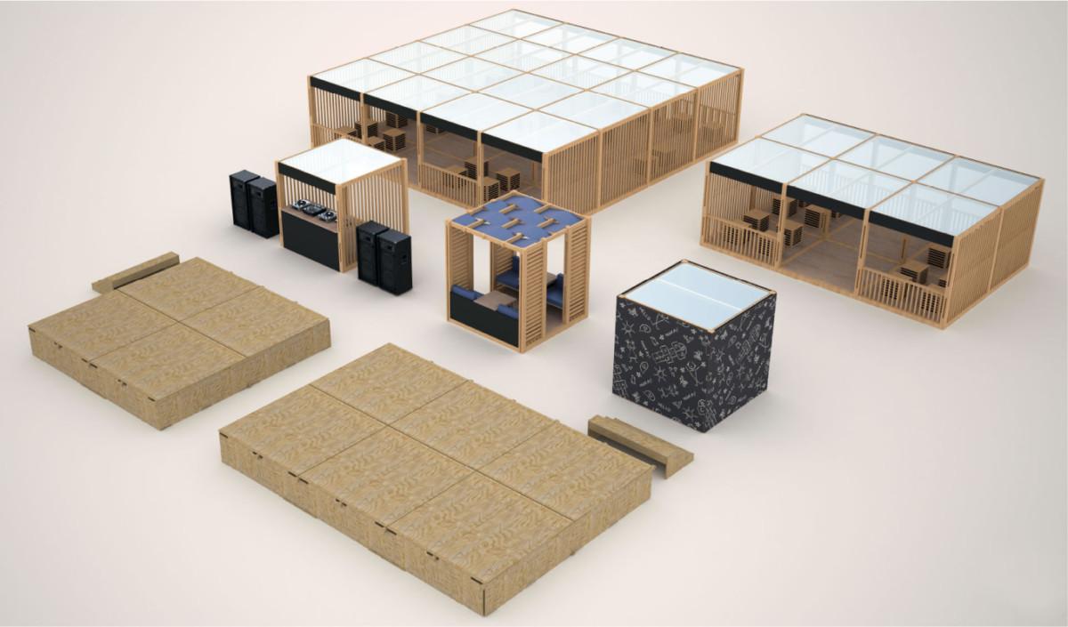 Не сложнее, чем Lego: новые модульные дома