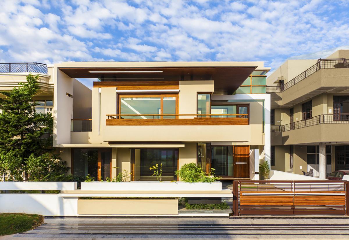10 причин построить дом в современном стиле