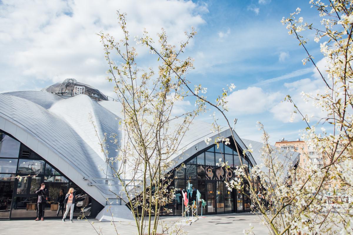 Лондонская архитектурная ассоциация построит новый павильон на Даниловском рынке