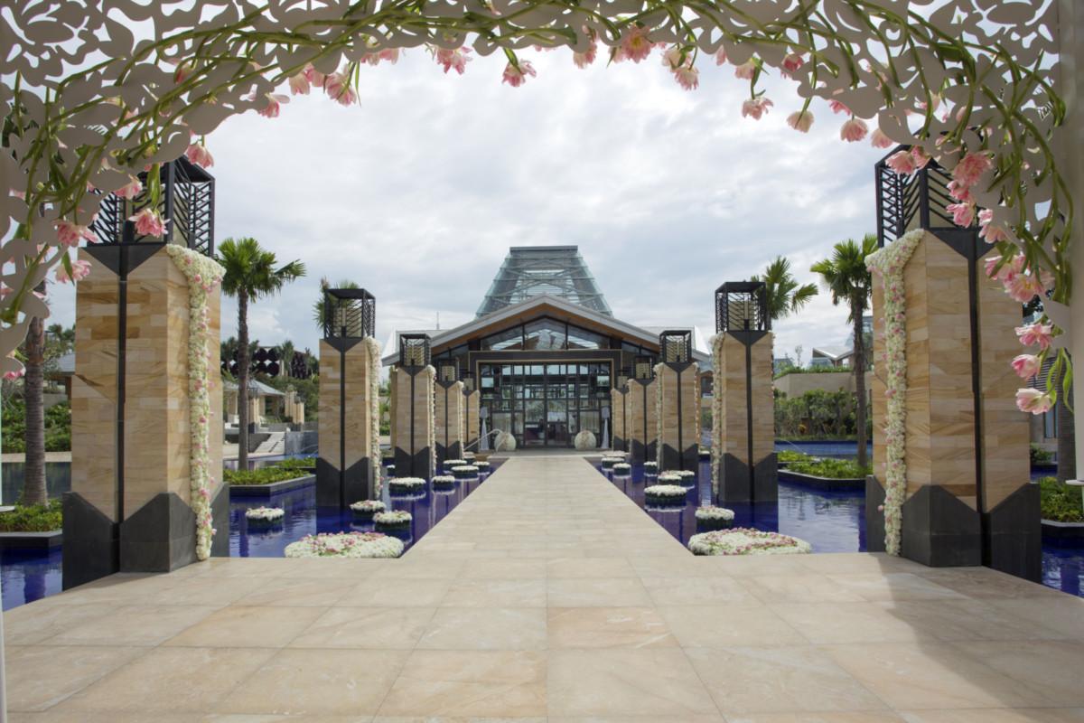 Отель на Бали с лучшим пляжем на острове