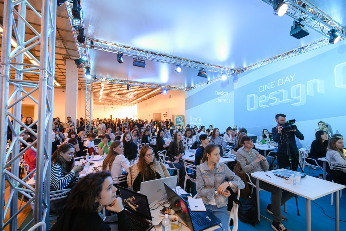 20 мая в Москве прошёл дизайн‐конкурс одного дня
