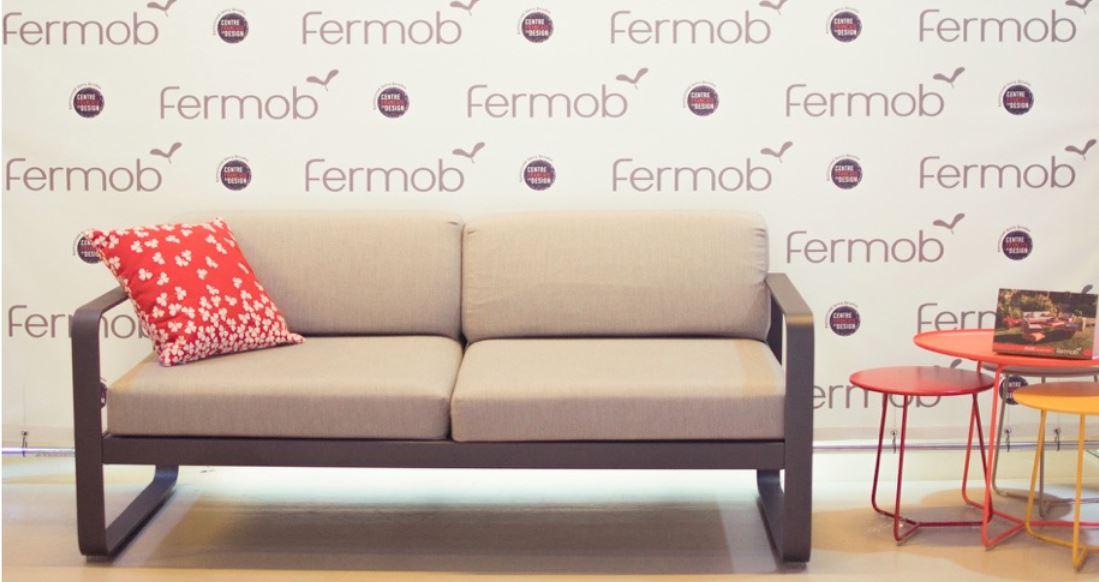 Самая яркая мебель для сада — в Москву пришёл бренд Fermob