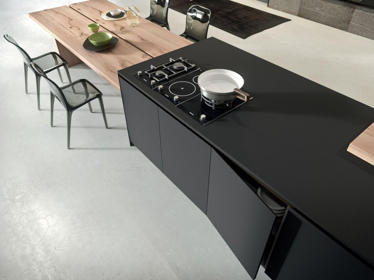 Идеальные кухонные фасады: 7 основных признаков
