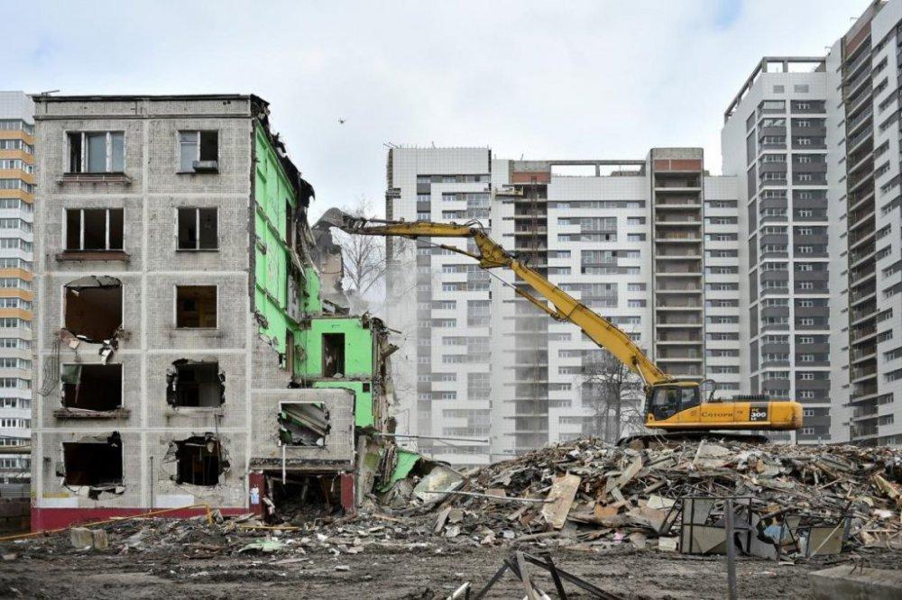 Чтобы панельки не обрушились нам на головы: массовая реновация в России неизбежна