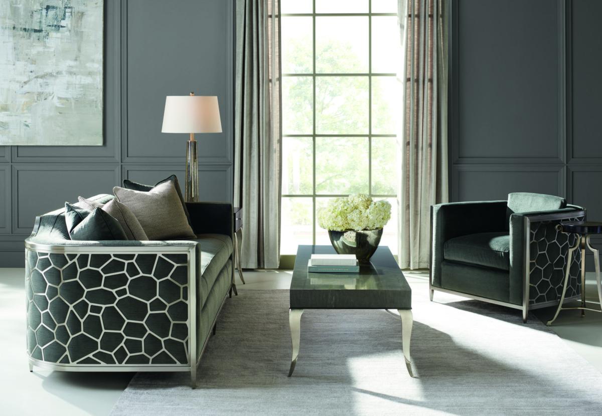 В салонах That's Living появились новые коллекции мебельного бренда Caracole