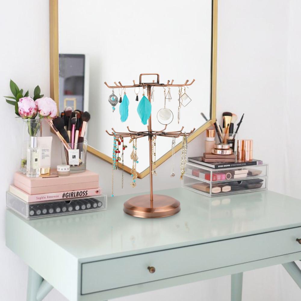 Как красиво хранить ювелирные украшения: 12 идей