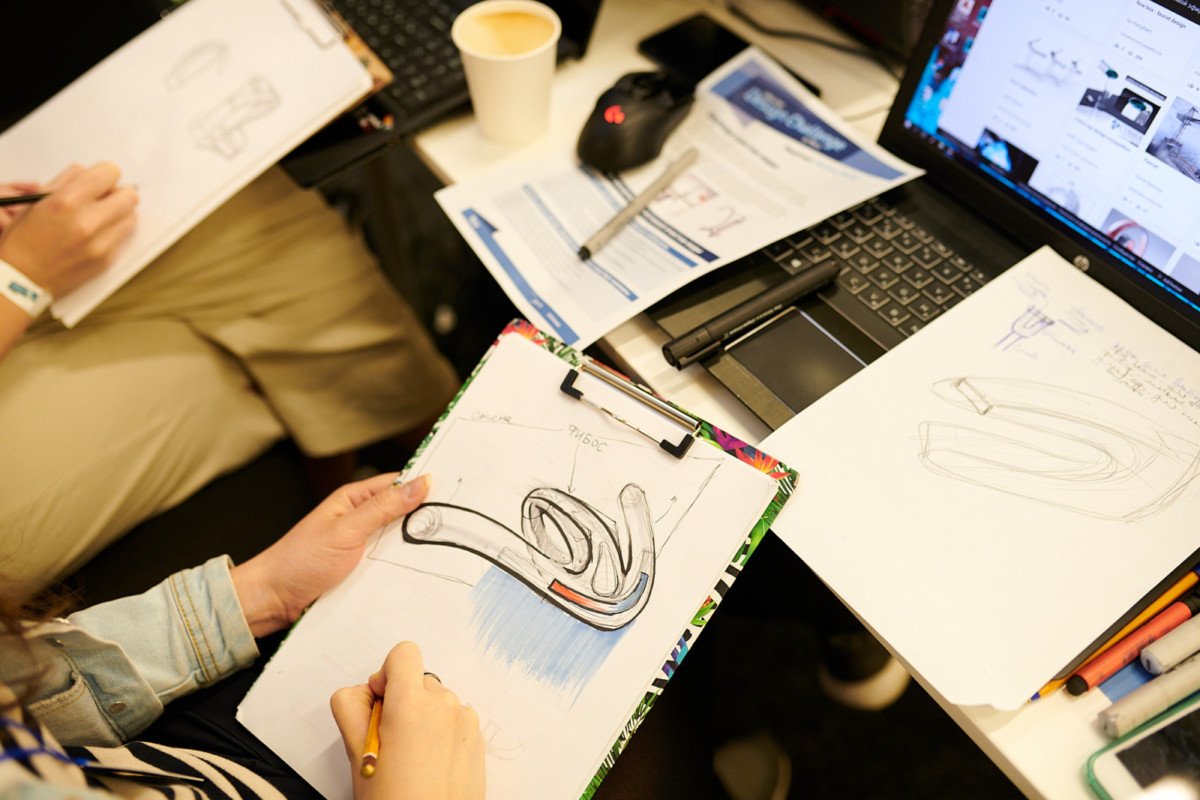 Лучшие проекты однодневного конкурса дизайн-проектов Roca