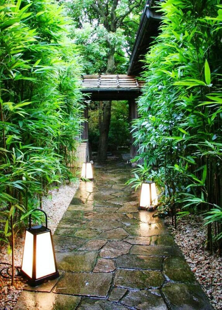 Садовые дорожки своими руками: 20 интересных идей