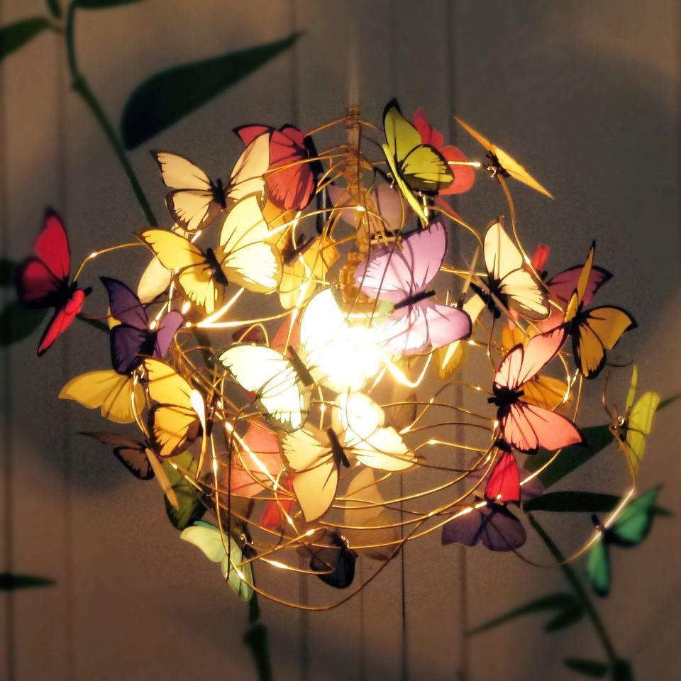 Абажур своими руками: 70 красивых идей для эксклюзивного декора